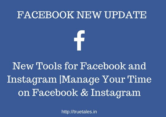 New Tools for Facebook and Instagram