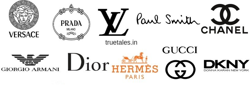 Luxury Fashion Brands in India