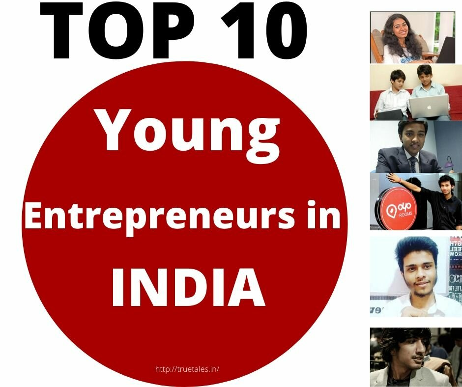 SUCCESSFUL; ENTREPRENEURS IN INDIA