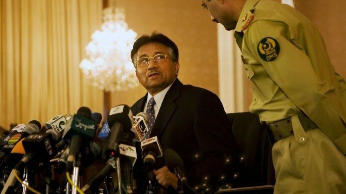 Pervez Musharraf Pakistan